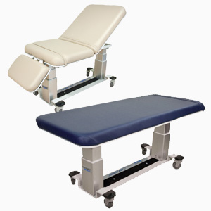 Oakworks Medical Exam Tables for Ultrasound Examination
