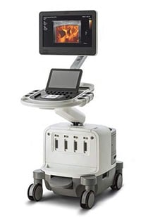GE Vivid E9 Ultrasound Machine 08